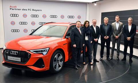 Πόσα χρήματα θα δώσει η Audi στην FC Bayern την επόμενη δεκαετία;