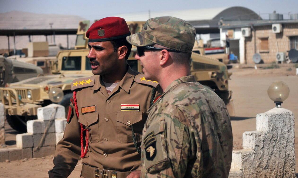 Οι ΗΠΑ άρχισαν πάλι τις κοινές επιχειρήσεις με το Ιράκ κατά του Ισλαμικού Κράτους