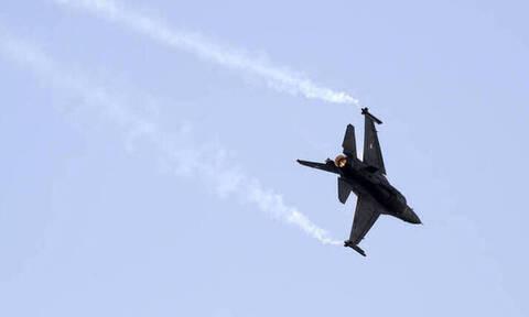 Τον χαβά της η Άγκυρα: Υπερπτήση τουρκικών F-16 στα 6.000 πόδια πάνω από την Κίναρο