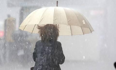 Καιρός: Έρχονται βροχές και θυελλώδεις άνεμοι - Δείτε πού θα «χτυπήσουν» (ΧΑΡΤΗΣ)