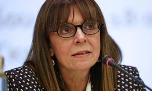 Κατερίνα Σακελλαροπούλου: ποια είναι η γυναίκα που προτάθηκε για Πρόεδρος της Δημοκρατίας