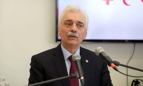 Αυγερινός: Σημαντικά βήματα προόδου στον Ερυθρό Σταυρό – Ένας απολογισμός για το 2019