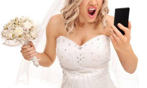 Η νύφη τρελάθηκε: Δεν φαντάζεστε τι ζήτησε από τους καλεσμένους!