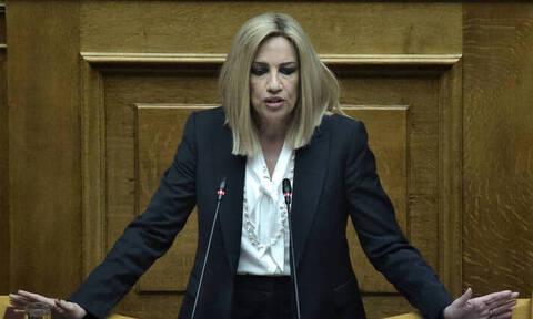 «Ναι» και από το ΚΙΝΑΛ στην υποψηφιότητα της Αικατερίνης Σακελλαροπούλου