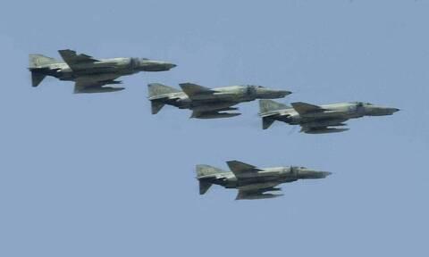 Προκλήσεις δίχως τέλος: Τουρκικά F-16 πάνω από Κίναρο, Οινούσσες και Παναγιά
