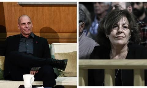 ΜέΡΑ25: Ο Βαρουφάκης προτείνει τη Μάγδα Φύσσα για Πρόεδρο της Δημοκρατίας