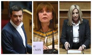 Σακελλαροπούλου: Πρόεδρος Δημοκρατίας με τη δεύτερη μεγαλύτερη συναίνεση - Πόσες ψήφους συγκεντρώνει