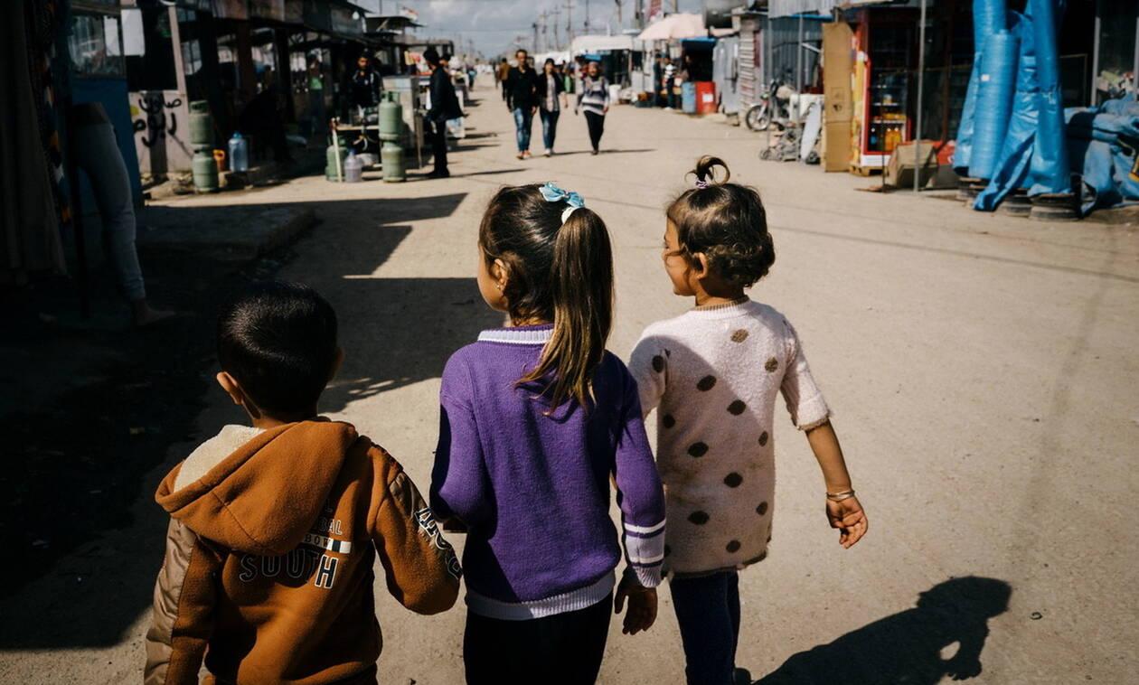 Συρία: 5 εκατ. παιδιά εκτοπίστηκαν ή μετατράπηκαν σε πρόσφυγες εξαιτίας του πολέμου