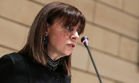 Σακελλαροπούλου: Πρόεδρος της Δημοκρατίας με 266 ψήφους και στο βάθος «κόντρα» ΝΔ-ΣΥΡΙΖΑ