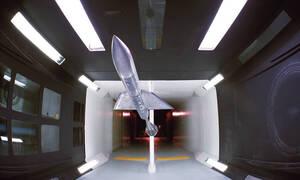 Μια βόλτα στις εγκαταστάσεις - φάντασμα της NASA