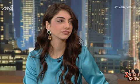 The 2night show: Ειρήνη Καζαριάν: «Δεν θα κλάψω με αρνητικά σχόλια»
