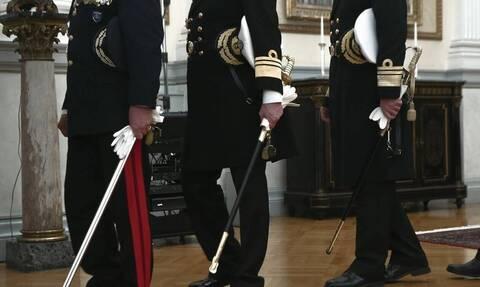 ΚΥΣΕΑ: Αυτή είναι η νέα ηγεσία των Ενόπλων Δυνάμεων