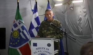 Κωνσταντίνος Φλώρος: Αυτός είναι ο νέος αρχηγός ΓΕΕΘΑ