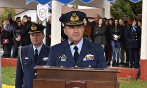 Γεώργιος Μπλούμης: Αυτός είναι ο αρχηγός ΓΕΑ