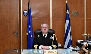 Στυλιανός Πετράκης: Αυτός είναι ο νέος αρχηγός ΓΕΝ
