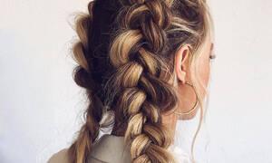 10 pigtail πλεξούδες που θα λατρέψεις και θα σου θυμίσουν τα παιδικά σου χρόνια
