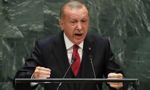 Έξαλλος ο Ερντογάν: Αναξιόπιστος ο Χαφτάρ - Θα τα πούμε στο Βερολίνο!