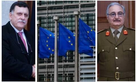 «Βόμβα» της ΕΕ: Πρέπει να είμαστε έτοιμοι να στείλουμε στρατιώτες στη Λιβύη