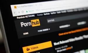 Pornhub: Μήνυση στην ιστοσελίδα ερωτικού περιεχομένου – Δείτε τον απίστευτο λόγο (vid)
