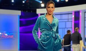 My style rocks: Το σημερινό σύνολο της Κατερίνας Στικούδη κάτι μας θύμησε-Ποια το φόρεσε καλύτερα;