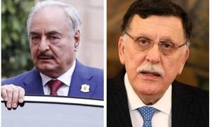 Αυτό είναι το προσχέδιο της Διάσκεψης του Βερολίνου: Απόσυρση όλων από τη Λιβύη και εκλογές