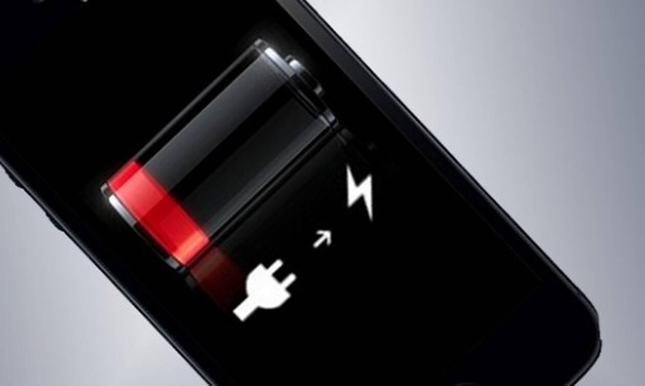 Κόλπα για να κρατά περισσότερο η μπαταρία στο κινητό σου