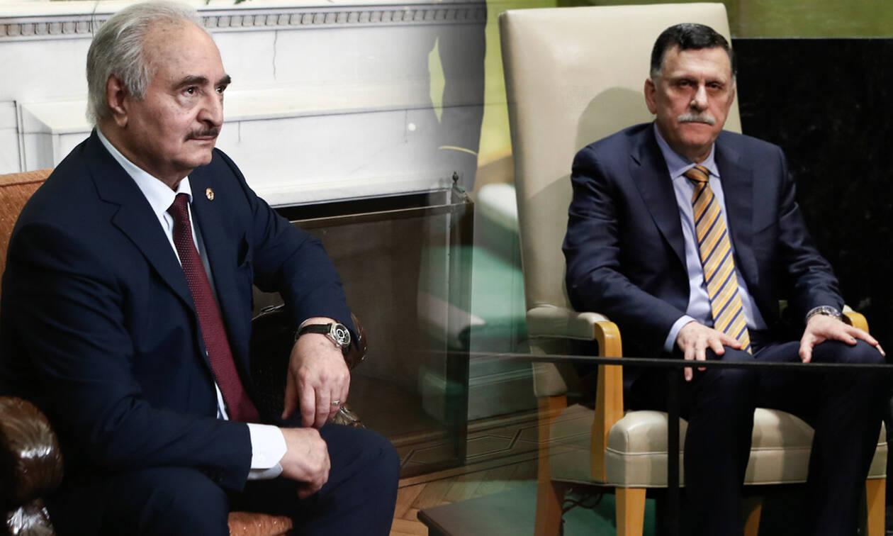 Αυτά λέει η συμφωνία για τη Λιβύη – Διέρρευσε το προσχέδιο για τη Διάσκεψη του Βερολίνου