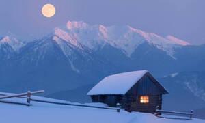 Μήπως είδες στο όνειρό σου χιόνι;