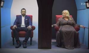 After Dark: Η Παρθένα Χοροζίδου αποκάλυψε τι τραγουδάει στο μπάνιο της! (Video)