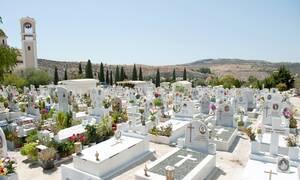 Ανατριχιαστικό: Κλείδωσαν άνδρα σε νεκροταφείο στο Βόλο – Δείτε τι συνέβη (pics)