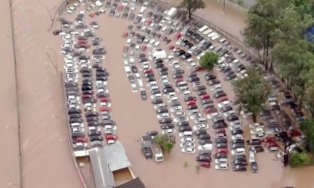 Βραζιλία: Πέντε νεκροί από τις καταρρακτώδεις βροχές στη νοτιοανατολική πολιτεία Εσπίριτο Σάντο