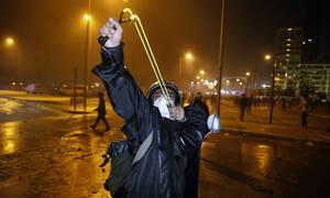 Χάος στη Βηρυτό: Βίαιες συγκρούσεις μεταξύ αστυνομίας και διαδηλωτών - Συγκλονιστικές εικόνες