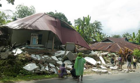 Ινδονησία: Ισχυρός σεισμός συγκλόνισε τη χώρα