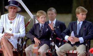 Το τελευταίο τηλεφώνημα του William και του Harry με τη Diana λίγες ώρες πριν το δυστύχημα