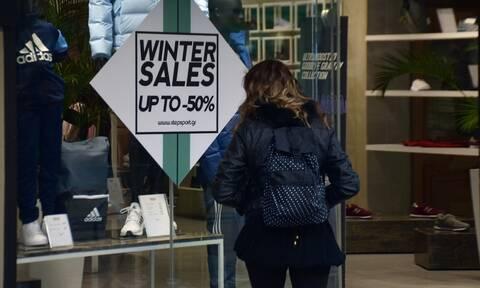Χειμερινές εκπτώσεις 2020: Ανοιχτά σήμερα τα εμπορικά καταστήματα - Τι ώρα κλείνουν