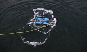 Πώς τα drones... καθάρισαν τον Θερμαϊκό (vid)