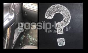 Αποκλειστικό: Έσπασαν το αυτοκίνητο γνωστής Ελληνίδας - Φωτό ντοκουμέντο (Photos)