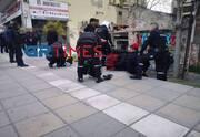 Θεσσαλονίκη Ένοπλη ληστεία σε κατάστημα
