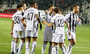 ΠΑΟΚ-Αστέρας Τρίπολης 3-1: Νίκη για «Δικέφαλο» με πανδαισία… VAR (photos)
