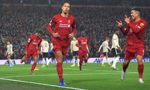 Λίβερπουλ – Μάντσεστερ Γιουνάιτεντ 2-0: Δεν το χάνει ακόμα κι αν… φύγει! (videos+photos)