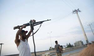 Στη Λιβύη βρίσκονται σχεδόν 2.400 Σύροι μαχητές υποστηριζόμενοι από την Τουρκία