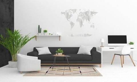 Home décor: Πώς τα αυτοκόλλητα τοίχου γίνονται ο «κανόνας» στη διακόσμηση το 2020