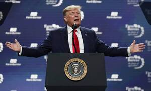 Трамп заявил, что США выгодны хорошие отношения с Россией и Китаем