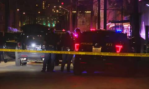 Μακελειό στις ΗΠΑ: Δύο νεκροί και 15 τραυματίες από πυροβολισμούς