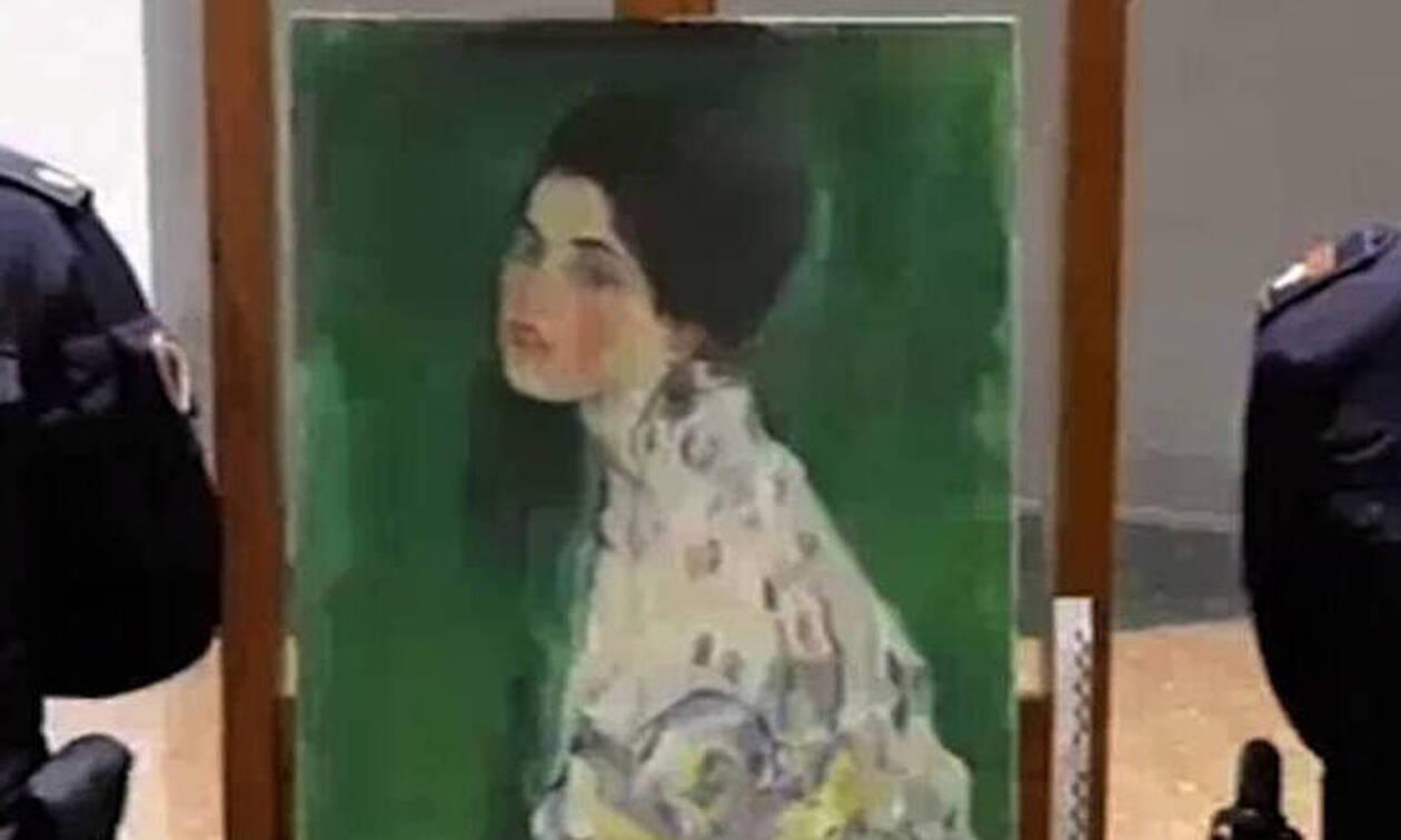 Οι χειρότεροι ληστές του κόσμου; Πανάκριβος πίνακας βρέθηκε μέσα σε αεραγωγό 23 χρόνια μετά!