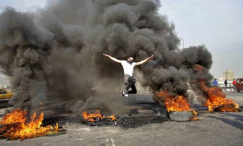 Αυτές οι εντυπωσιακές φωτογραφίες «αφηγούνται» τι συνέβη στον κόσμο το Σαββατοκύριακο που πέρασε