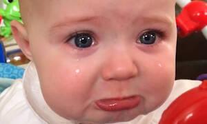 Μωράκια κλαίνε για τους πιο αστείους λόγους (vid)