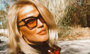 Βάσω Κολλιδά: Αγνώριστη με το νέο της look! Έκοψε τα μαλλιά της κοντά (Photos)