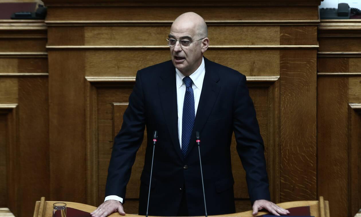 Δένδιας: Η Ελλάδα αναμένει να συμπεριληφθεί στα επόμενα στάδια της διαδικασίας του Βερολίνου