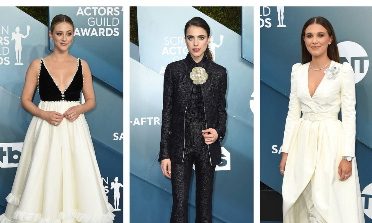 Οι εμφανίσεις των έφηβων stars που μας κέρδισαν στα SAG Awards 2020